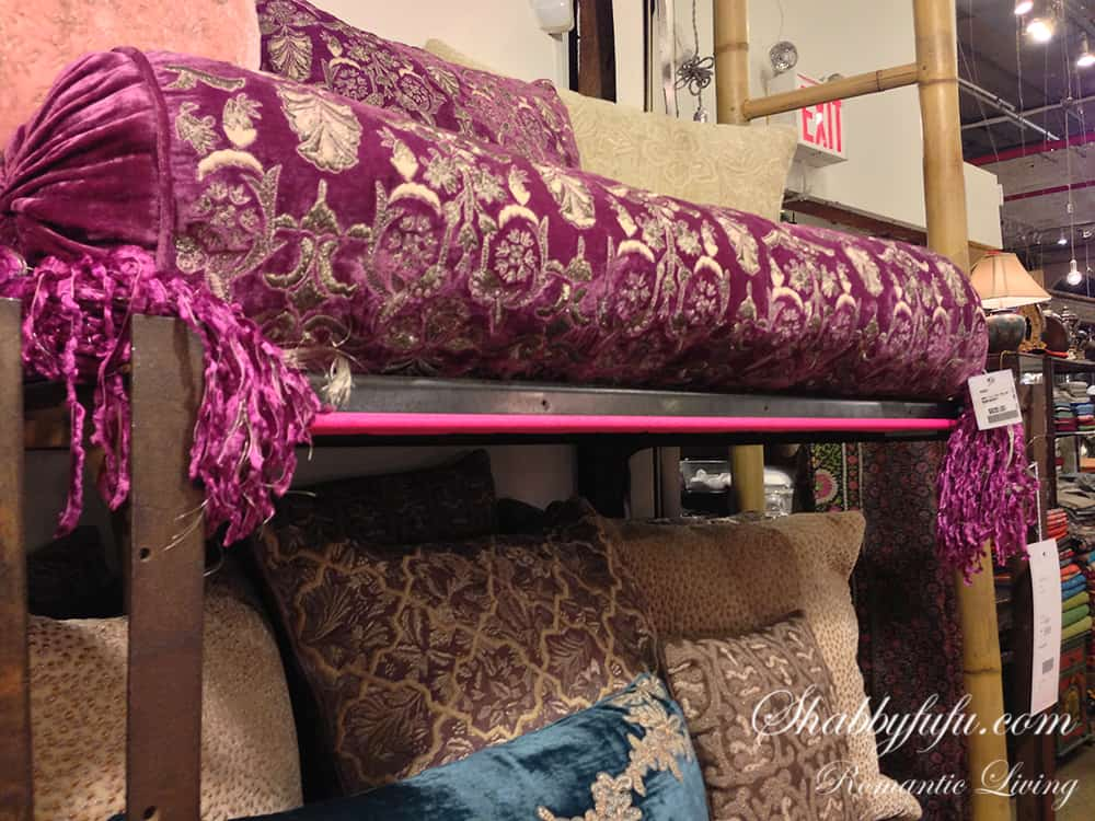 royal bolster pillows