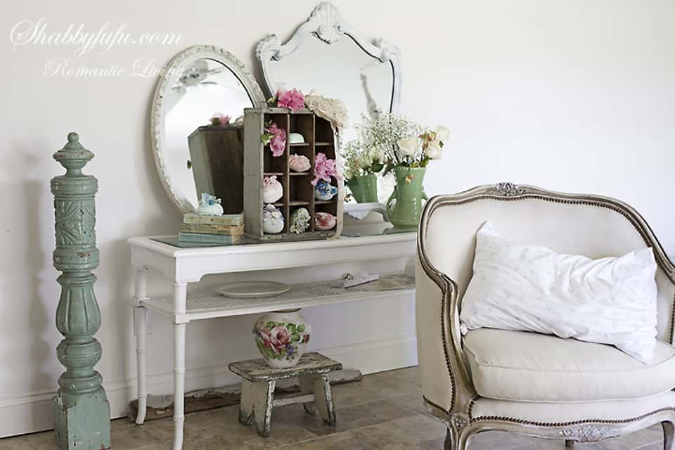 shabby chic style home