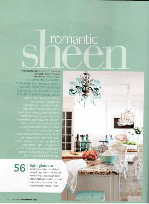 better homes and gardens magazine janet coon shabbyfufu