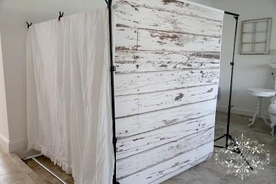 guest-room-made-behind-rolling-racks