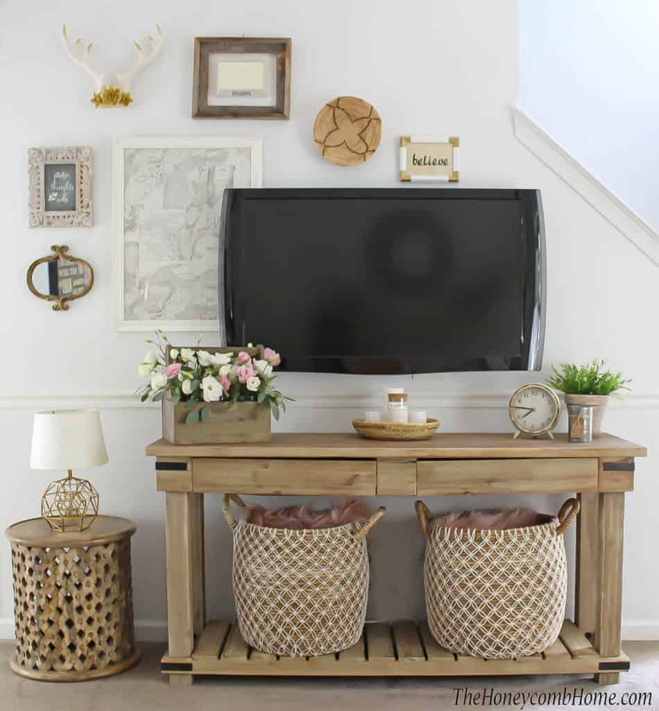 gallery wall tv ideas