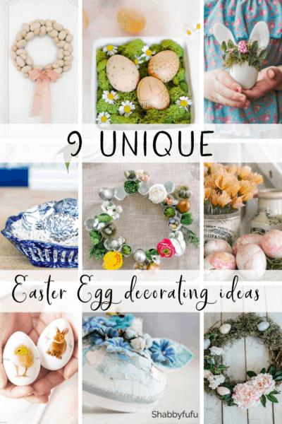 9 unique easter egg ideas