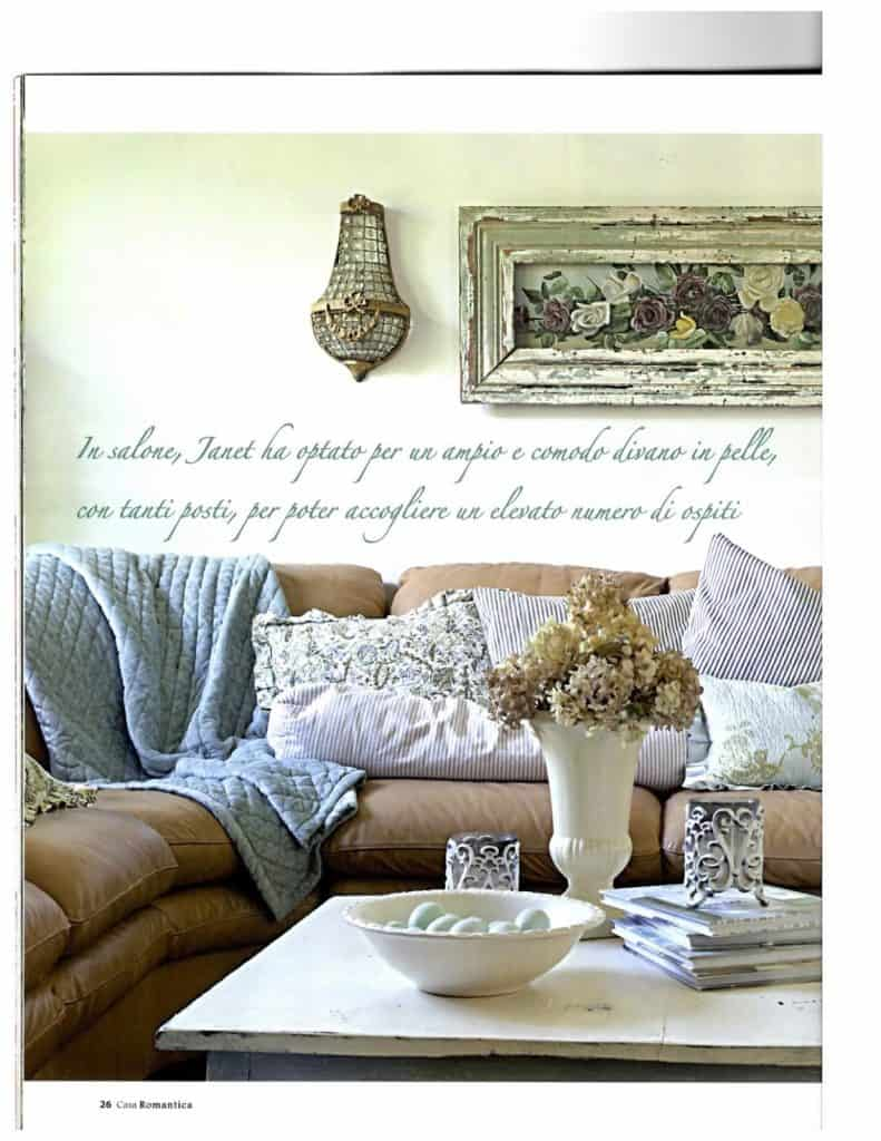From the shabbyfufu studio this weekend and new look - Casa romantica shabby chic ...