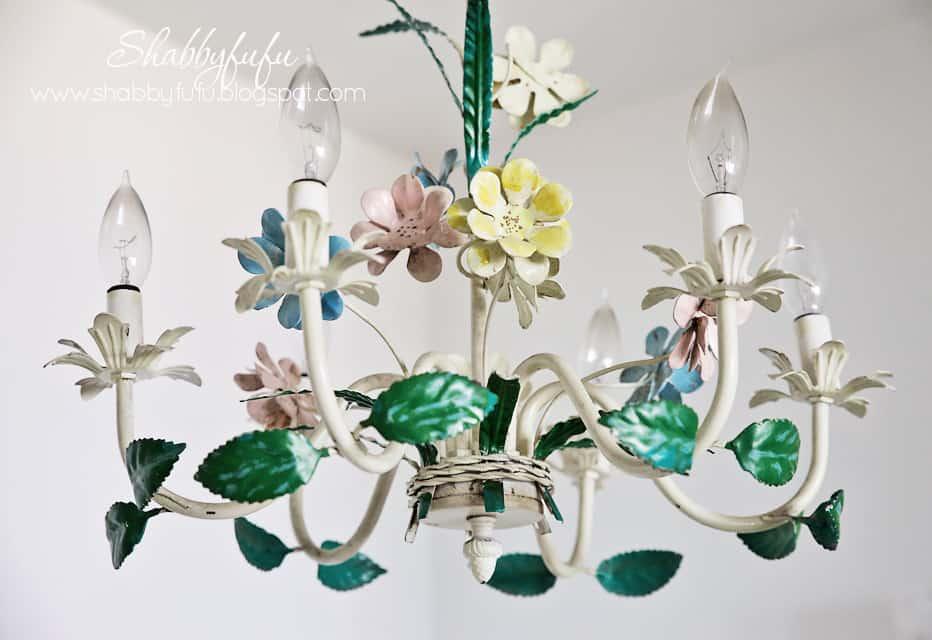 tole-chandelier-shabbyfufu - Tole-chandelier-shabbyfufu - Shabbyfufu.com