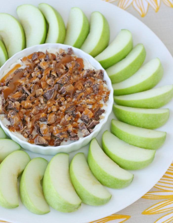 easy apple dessert recipes dip
