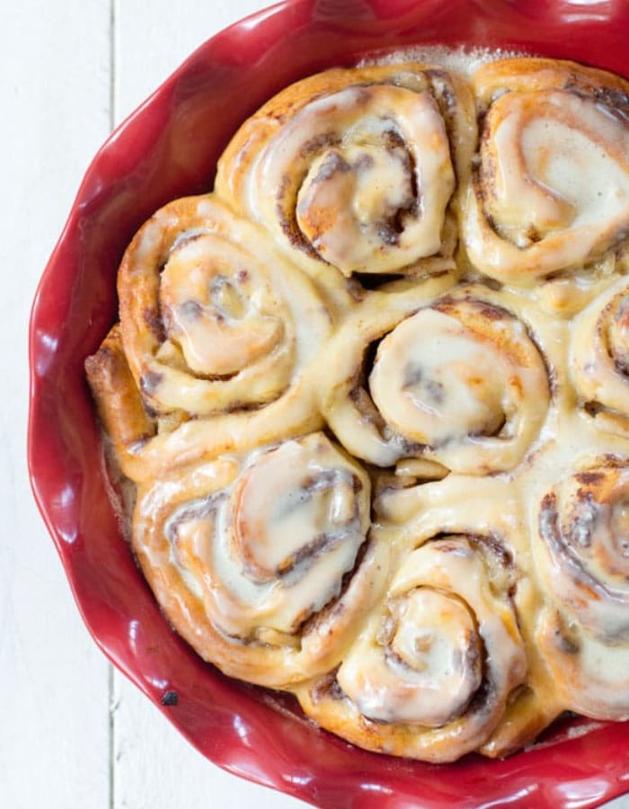 easy apple dessert recipes cinnamon buns