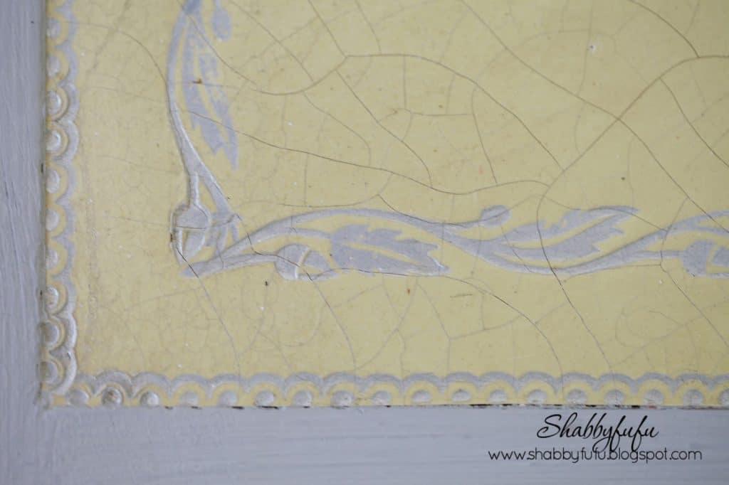leather tabletop diy