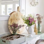 Kitchen and Dining Room Spring Updates…and Organizing Tips