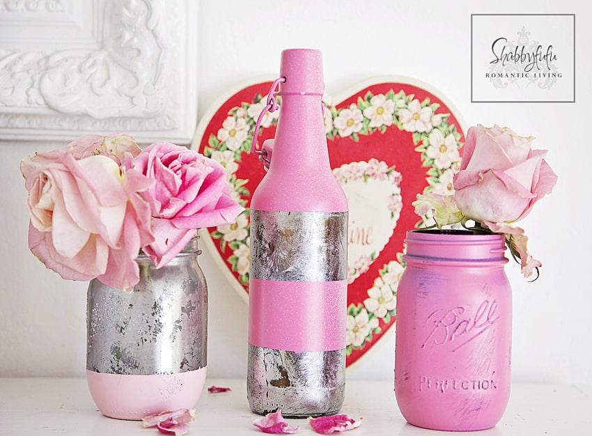 valentine-crafts-pink-mason-jar-diy