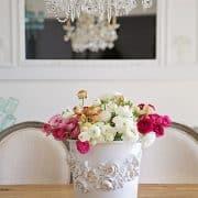 Florist Bucket Transformation…Trash To Treasure Rescue