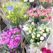 A Floral Tour Of Paris and London