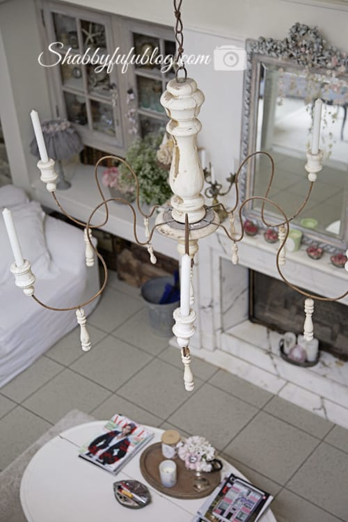 old french chandelier