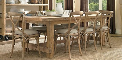 restoration hardware french farmhouse table
