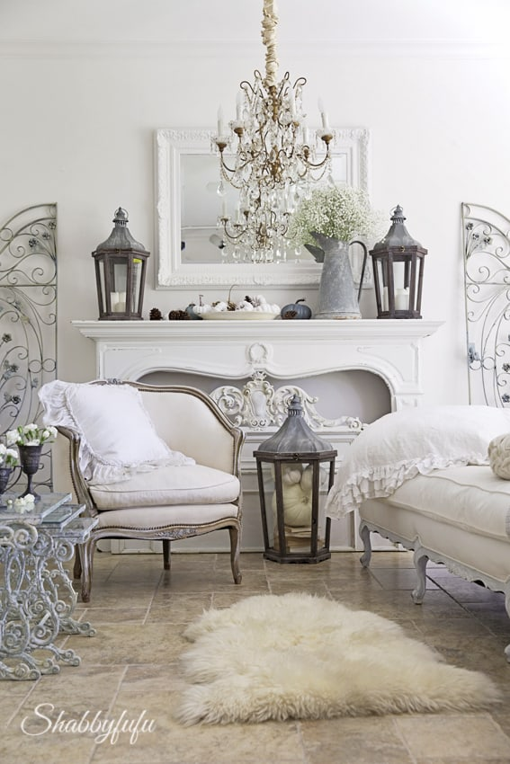 Shabbyfufu French Country Home Tour For Fall