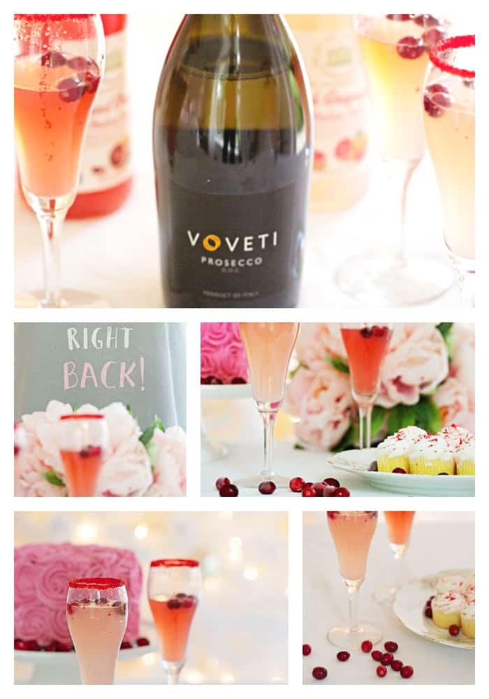 voveti prosecco cocktails/shabbyfufublog.com