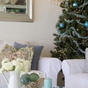 Beach House Coastal Christmas 2015 & HGTV