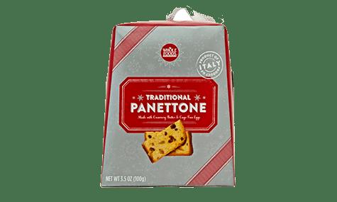 Pannettone bread