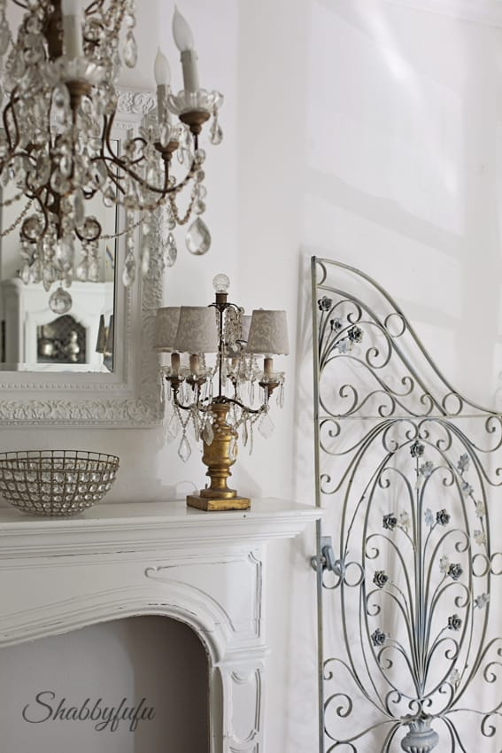 gates used in a home interior