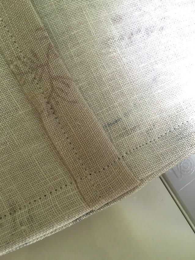DIY pillow slips