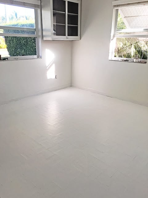 White Floor Paint If You Have Any Painting