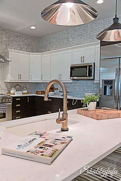 HGTV Dream Home 2016 kitchen
