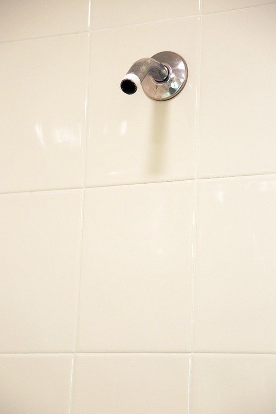 diy shower head installation