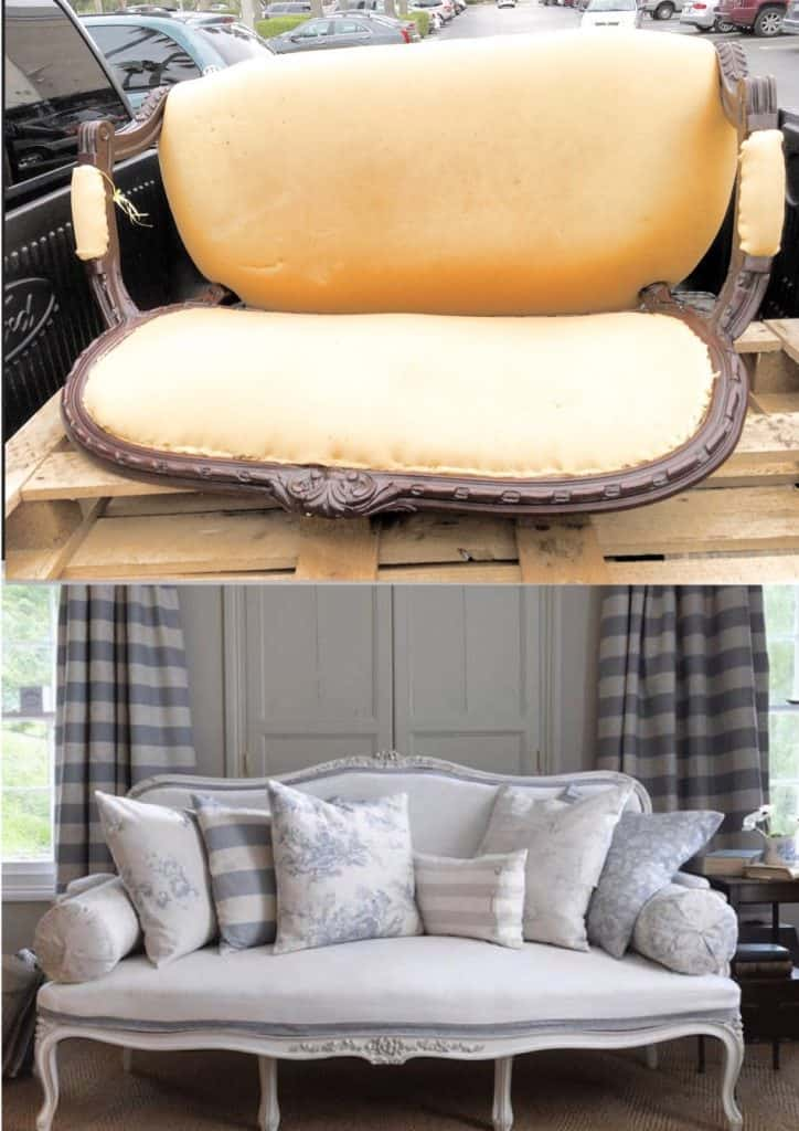 Upholster A Sofa