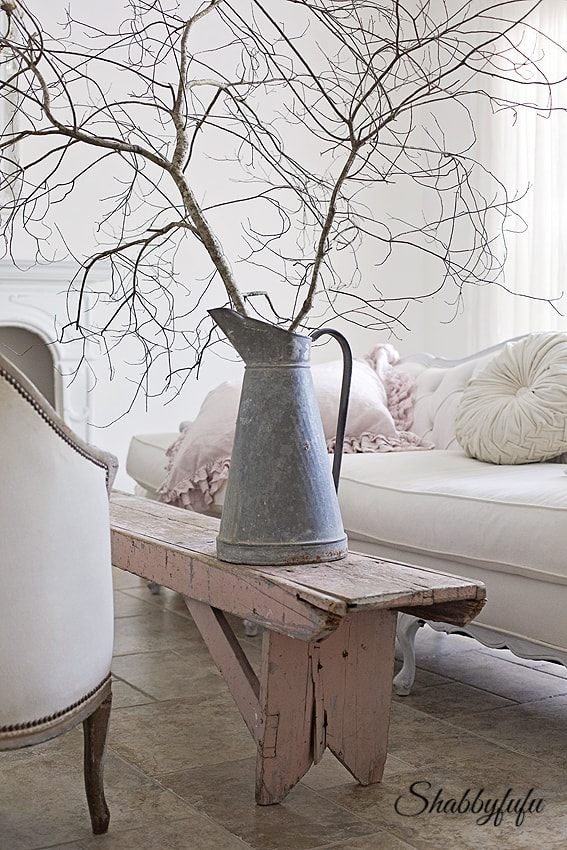 home decor items using nature