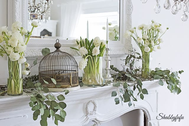 shabby chic decorative items