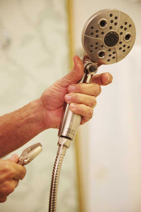 best handheld showerhead
