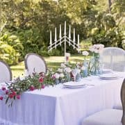 Tablescapes and High Point and The Week Ahead