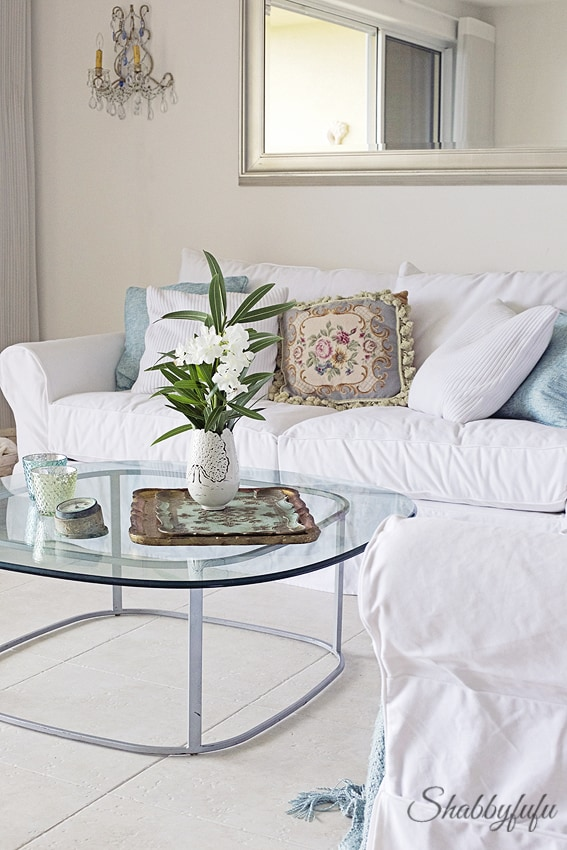 slipcover home decor ideas