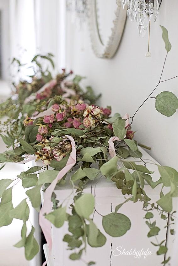best mantel garland ideas