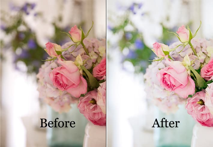 before and after photoshop pictures