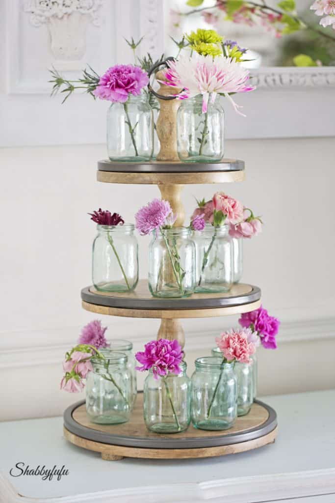 multi tiered stand