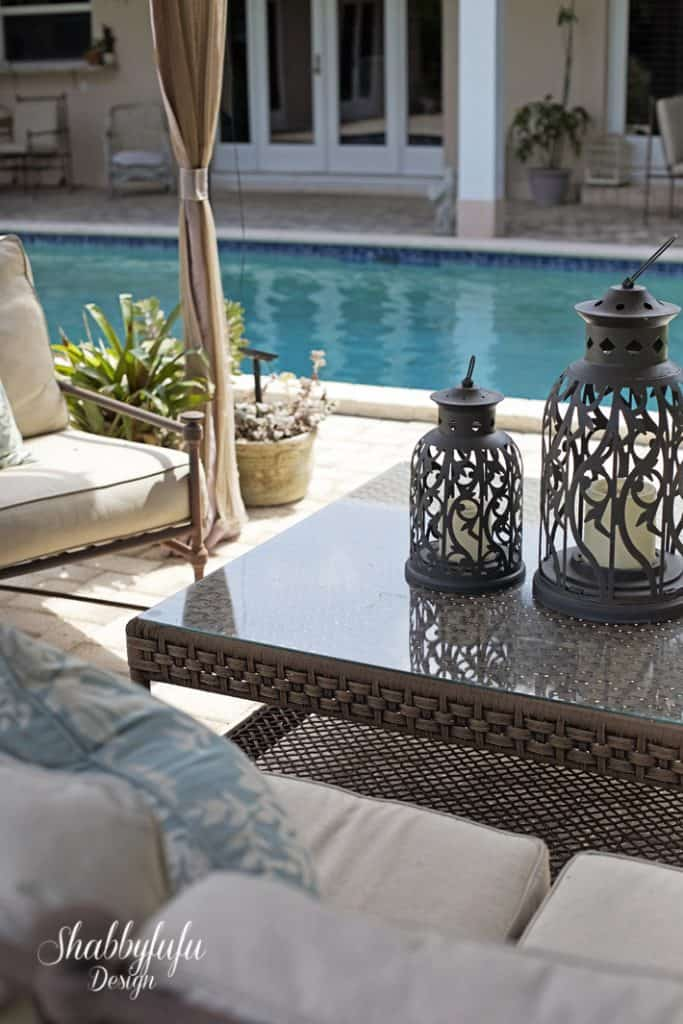 porch patio pool entertaining summer