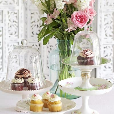 DIY Cupcake Stand – Tea Party Project