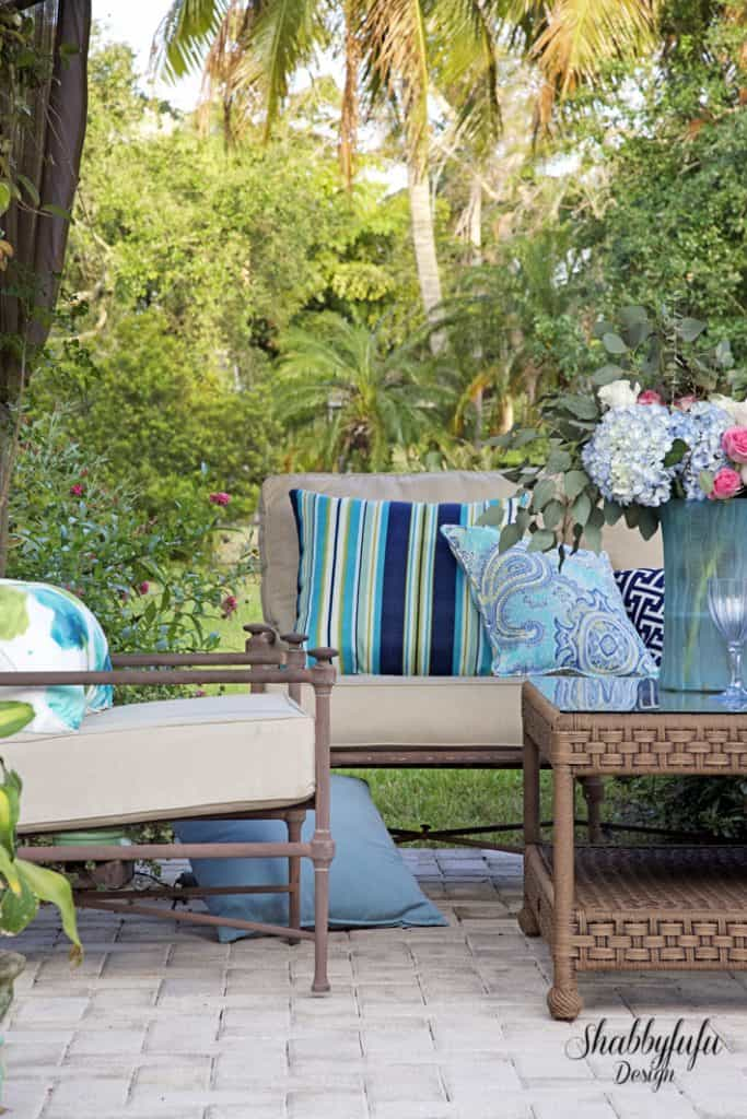 porch patio spring designs