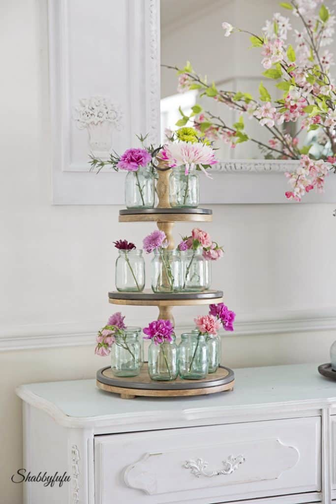 french farmhouse style stand
