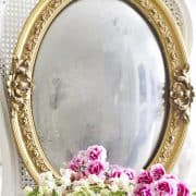 Learn How To Make A Mirror From A Picture Frame