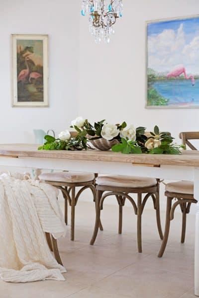 Beach House Tablescape Designs