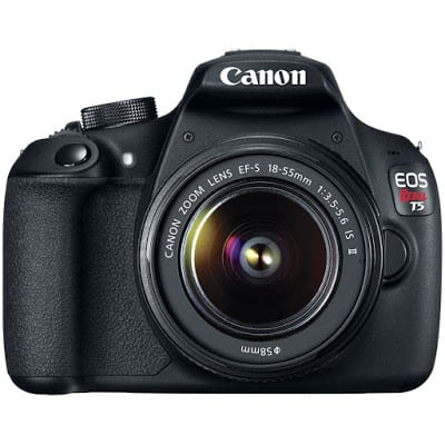 canon camera blogging