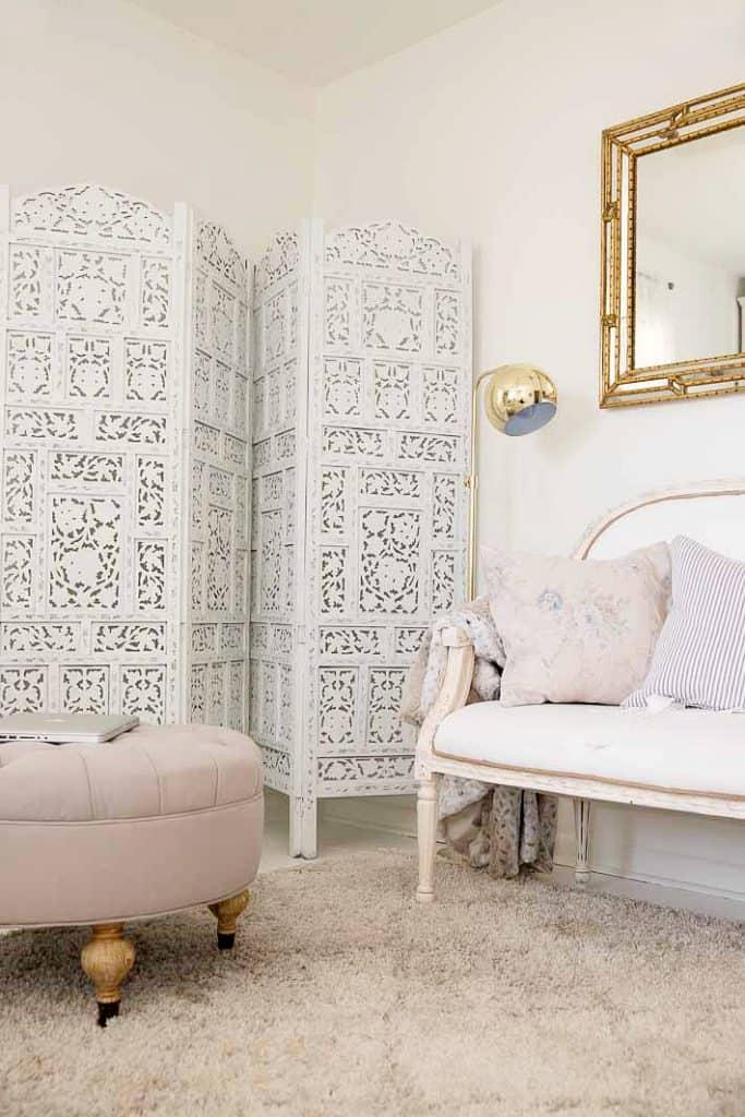 white trellis rug moroccan