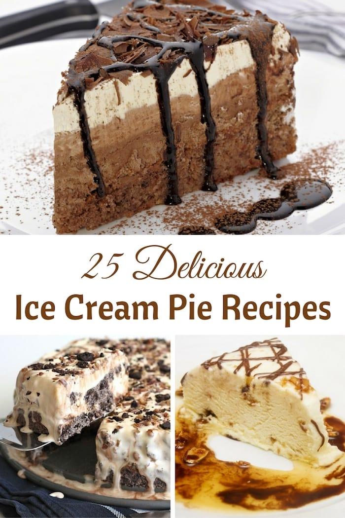 25 delicious no bake ice cream pie recipes