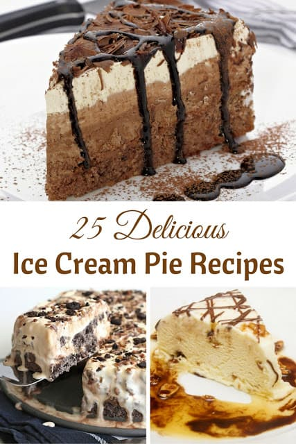 The Best 25 Delicious and Easy Ice Cream Pie Recipes
