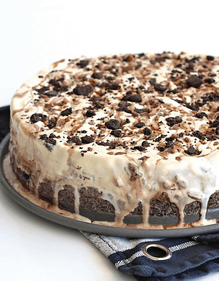 ice cream pie recipes with chocolate