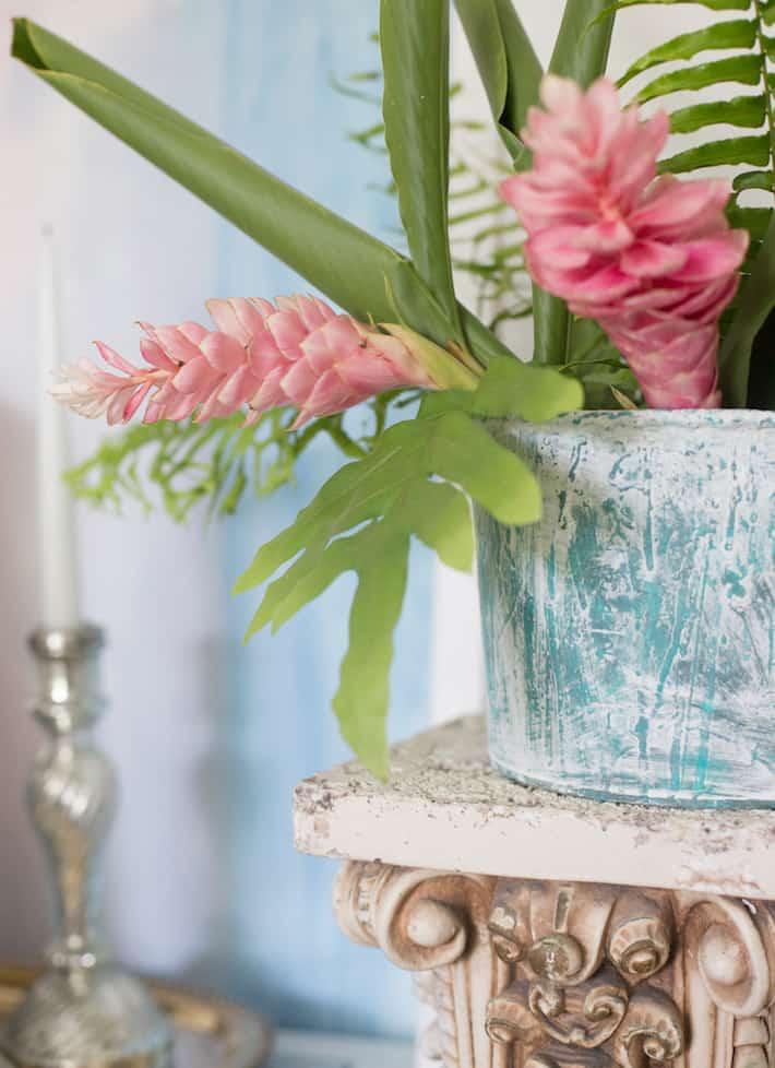 tropical-flowers-saltwash-paint