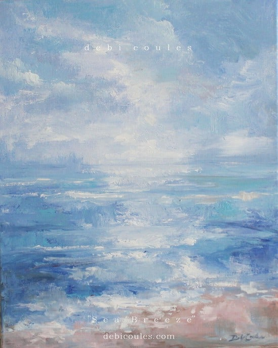 romantic-french-impressionist-style-beach-painting