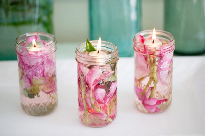 how to make oil lanterns