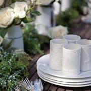 Simple Summer Entertaining In The Garden